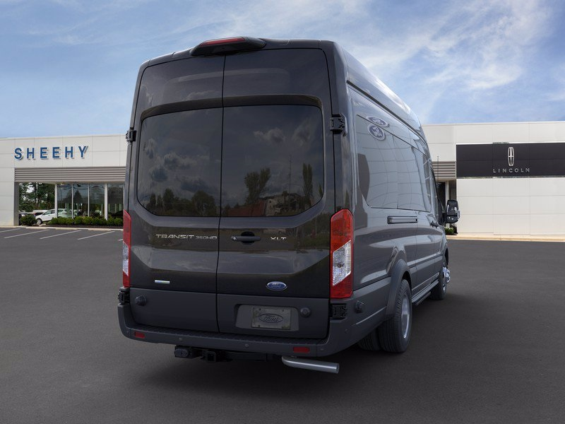 2020 Ford Transit 350 HD High Roof DRW 4x2, Passenger Wagon #CKA80975 - photo 1