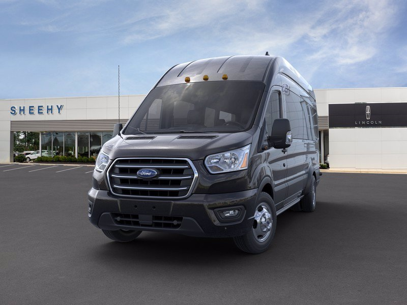 2020 Ford Transit 350 HD High Roof DRW 4x2, Passenger Wagon #CKA80975 - photo 6