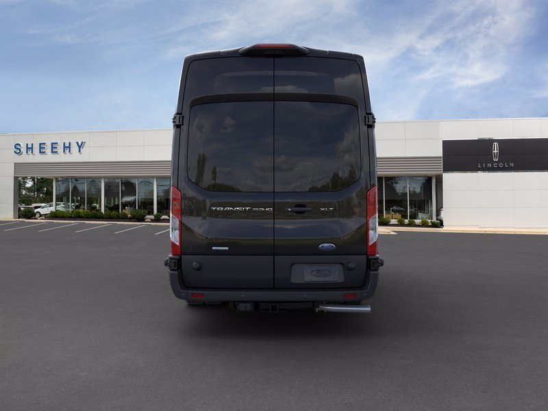 2020 Ford Transit 350 HD High Roof DRW 4x2, Passenger Wagon #CKA80975 - photo 2
