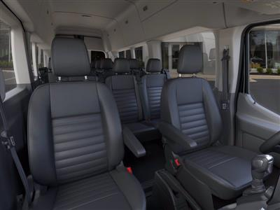 2020 Ford Transit 350 HD High Roof DRW 4x2, Passenger Wagon #CKA80975 - photo 12