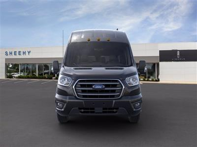 2020 Ford Transit 350 HD High Roof DRW 4x2, Passenger Wagon #CKA80975 - photo 9