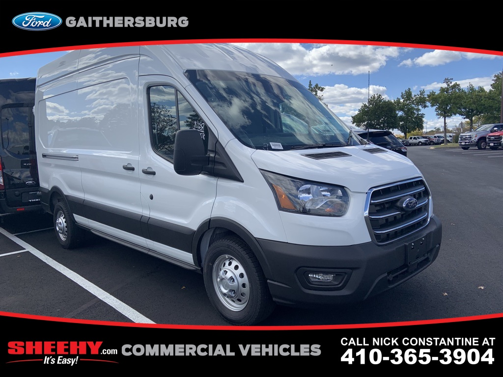 2020 Ford Transit 350 High Roof AWD, Empty Cargo Van #CKA80976 - photo 1