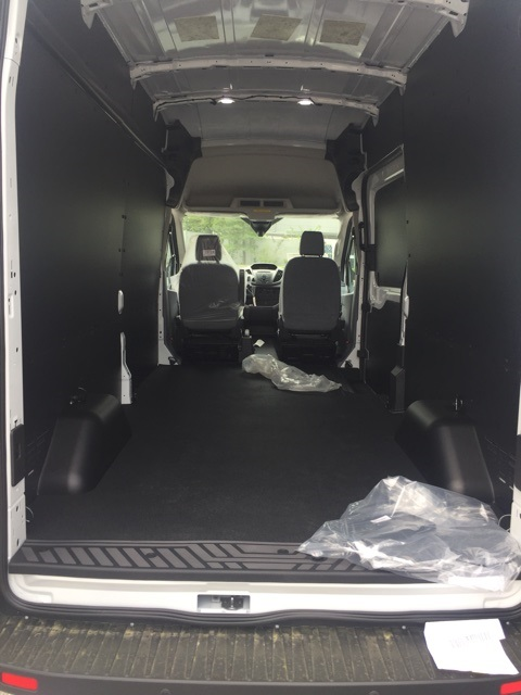 2019 Transit 250 High Roof 4x2,  Empty Cargo Van #CKA91515 - photo 8