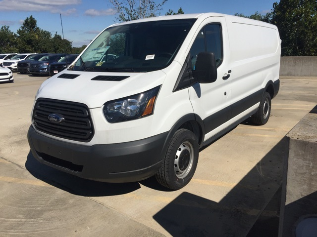 2017 Transit 250 Low Roof 4x2,  Empty Cargo Van #CKA93609 - photo 1
