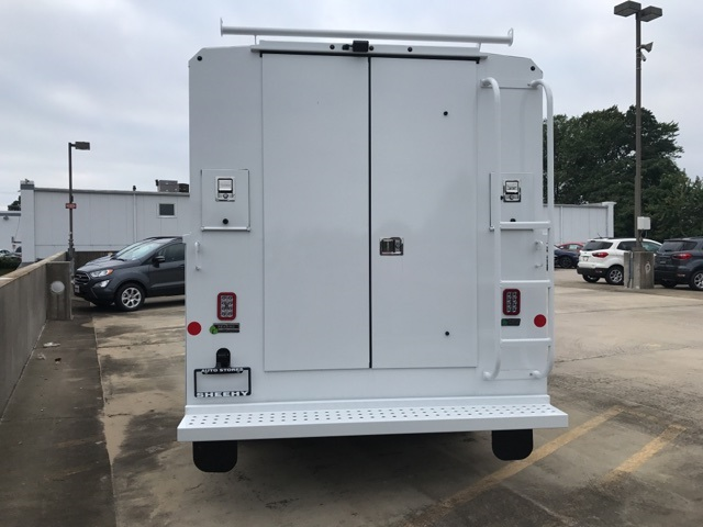 2018 Transit 350 4x2,  Reading Aluminum CSV Service Utility Van #CKA97586 - photo 2