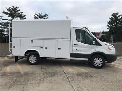 2018 Transit 350 4x2,  Reading Aluminum CSV Service Utility Van #CKA97586 - photo 4