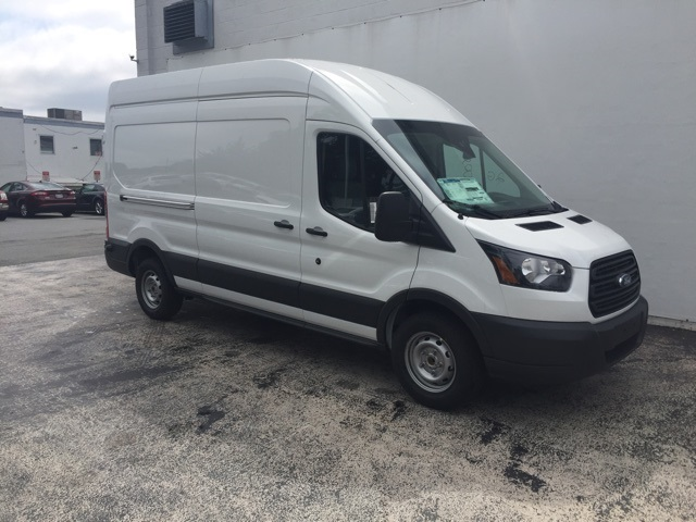 2018 Transit 250 High Roof 4x2,  Empty Cargo Van #CKB07658 - photo 3