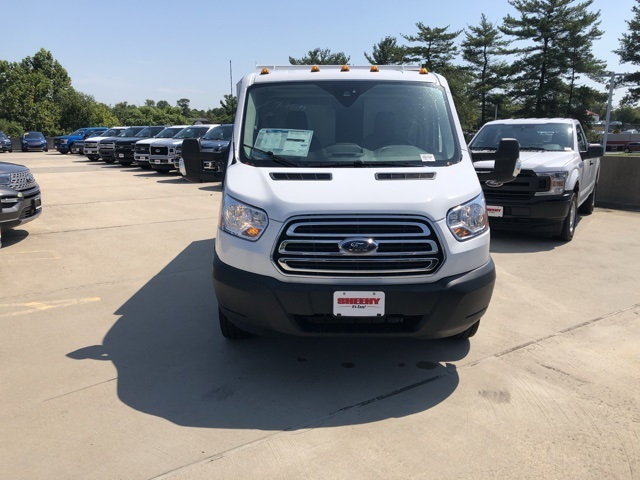 2019 Transit 350 4x2,  Reading Aluminum CSV Service Utility Van #CKB12377 - photo 4