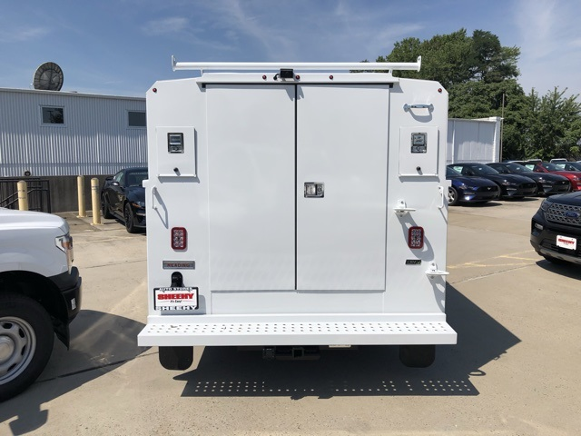 2019 Transit 350 4x2,  Reading Aluminum CSV Service Utility Van #CKB12377 - photo 2