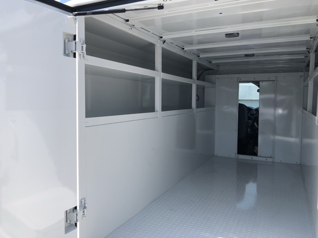 2019 Transit 350 4x2, Reading Aluminum CSV Service Utility Van #CKB12377 - photo 9