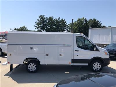 2019 Transit 350 4x2,  Reading Aluminum CSV Service Utility Van #CKB12377 - photo 3