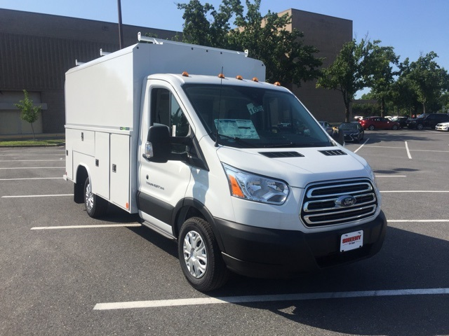 2019 Transit 350 4x2,  Reading Service Utility Van #CKB12378 - photo 1