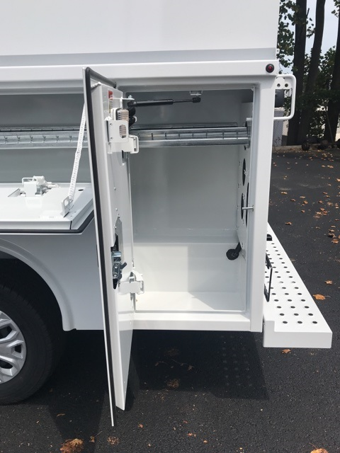 2019 Transit 350 4x2,  Reading Aluminum CSV Service Utility Van #CKB12378 - photo 18