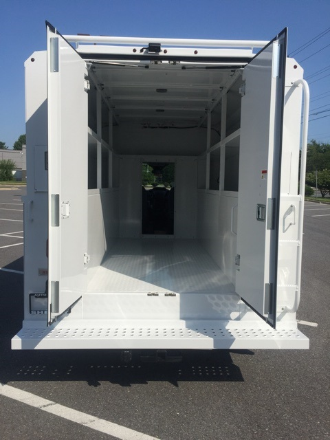 2019 Transit 350 4x2,  Reading Aluminum CSV Service Utility Van #CKB12378 - photo 7