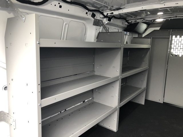 2019 Transit 250 Low Roof 4x2, Upfitted Cargo Van #CKB14625 - photo 9