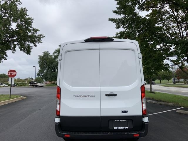 2020 Ford Transit 250 Med Roof RWD, Empty Cargo Van #CCB15864 - photo 8