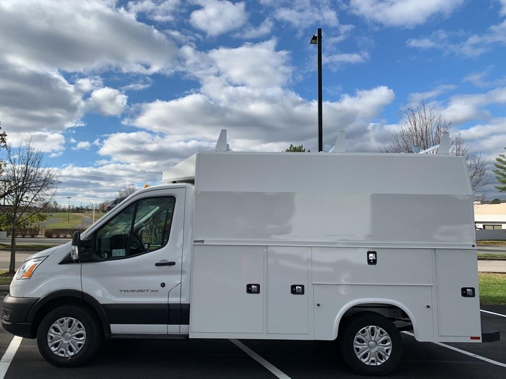 2020 Ford Transit 350 4x2, Knapheide KUV Service Utility Van #CKB18366 - photo 8