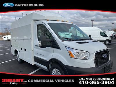 2020 Ford Transit 350 4x2, Knapheide KUV Service Utility Van #CKB18366 - photo 1