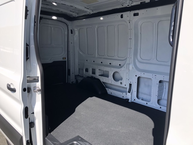 2019 Transit 250 Med Roof 4x2,  Empty Cargo Van #CKB18543 - photo 8