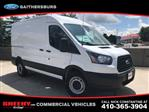 2019 Transit 150 Med Roof 4x2,  Empty Cargo Van #CKB18561 - photo 1