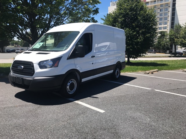 2019 Transit 150 Med Roof 4x2,  Empty Cargo Van #CKB18562 - photo 4