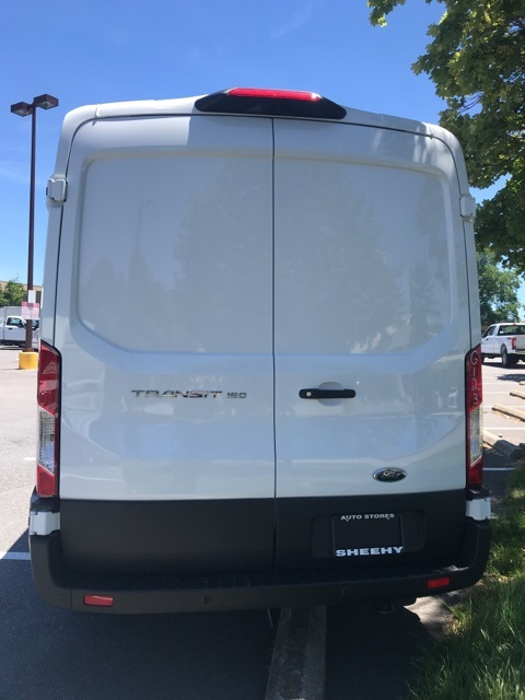 2019 Transit 150 Med Roof 4x2,  Empty Cargo Van #CKB18562 - photo 8