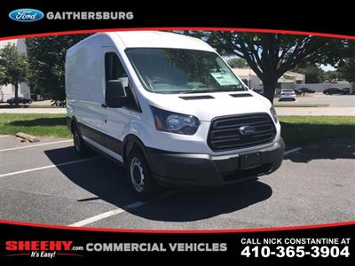 2019 Transit 150 Med Roof 4x2,  Empty Cargo Van #CKB18562 - photo 1