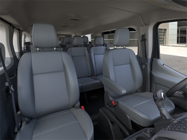2019 Transit 350 Low Roof 4x2,  Passenger Wagon #CKB18565 - photo 10
