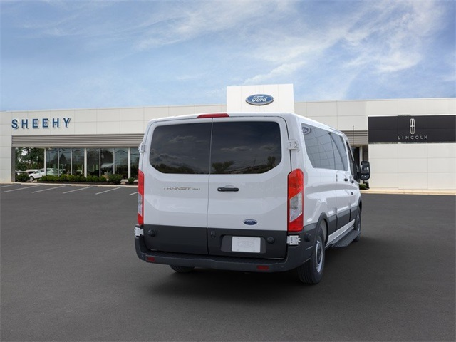 2019 Transit 350 Low Roof 4x2,  Passenger Wagon #CKB18565 - photo 8
