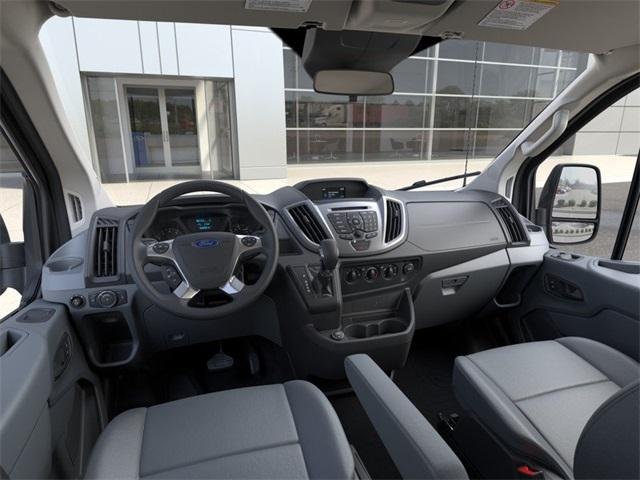 2019 Transit 350 Low Roof 4x2, Passenger Wagon #CKB18565 - photo 9