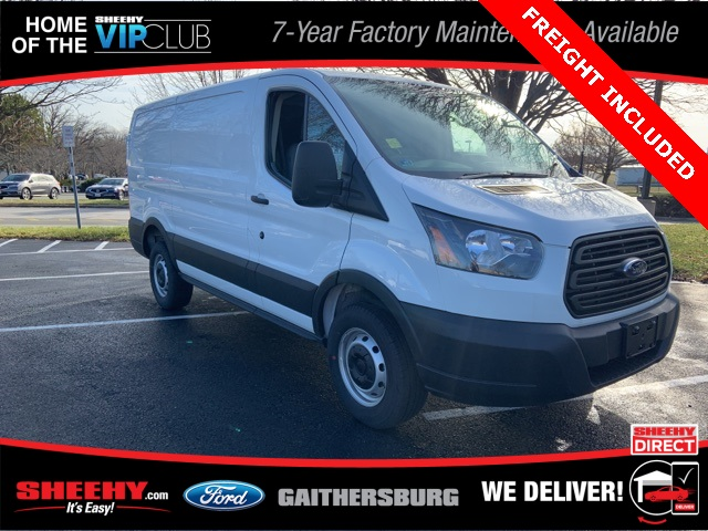 2019 Transit 350 Low Roof 4x2, Empty Cargo Van #CKB18655 - photo 1