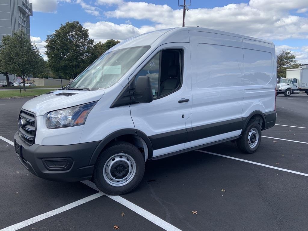 2020 Ford Transit 250 Med Roof RWD, Empty Cargo Van #CKB20263 - photo 1