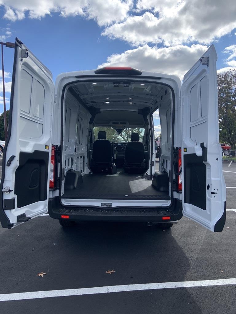 2020 Ford Transit 250 Med Roof RWD, Empty Cargo Van #CKB20263 - photo 2