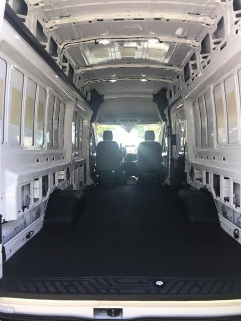 2019 Transit 350 HD High Roof DRW 4x2,  Empty Cargo Van #CKB23577 - photo 2