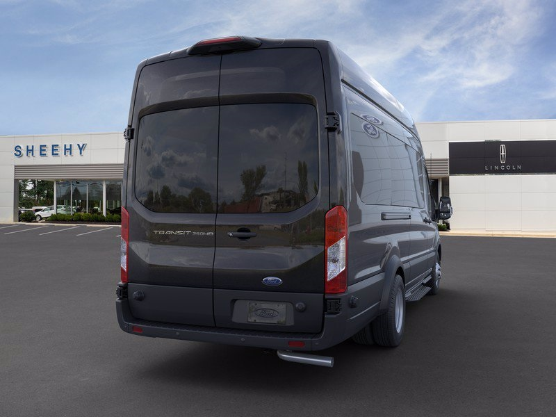 2020 Ford Transit 350 HD High Roof DRW 4x2, Passenger Wagon #CKB38959 - photo 1