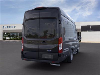 2020 Ford Transit 350 HD High Roof DRW RWD, Passenger Wagon #CKB38959 - photo 2