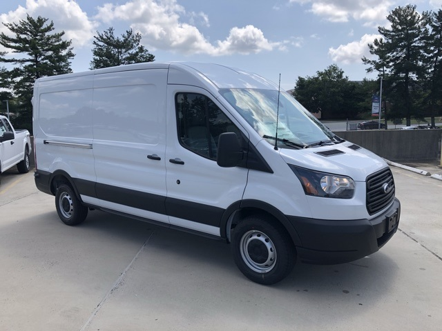 2019 Transit 250 Med Roof 4x2,  Empty Cargo Van #CKB41671 - photo 1
