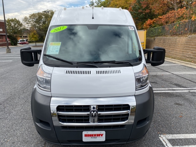 2017 ProMaster 1500 High Roof FWD,  Empty Cargo Van #CKB4167B - photo 2