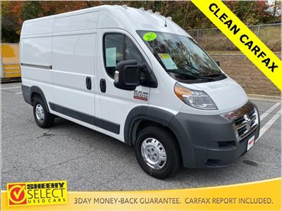 2017 ProMaster 1500 High Roof FWD,  Empty Cargo Van #CKB4167B - photo 1