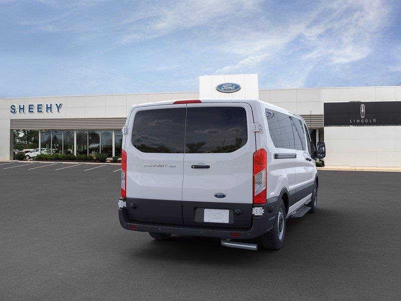2020 Ford Transit 350 Low Roof 4x2, Passenger Wagon #CKB42514 - photo 2