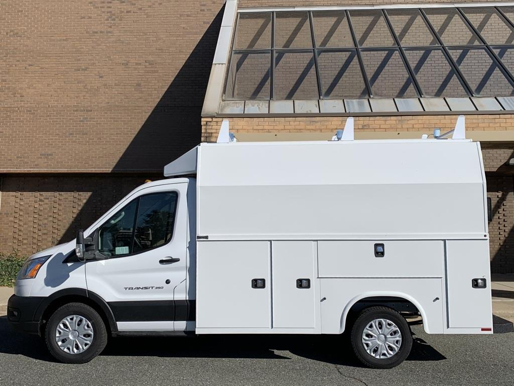 2020 Ford Transit 350 High Roof 4x2, Knapheide KUV Service Utility Van #CKB45597 - photo 26