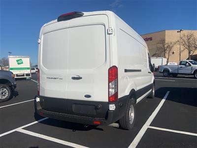 2020 Ford Transit 250 Med Roof 4x2, Empty Cargo Van #CKB65892 - photo 2