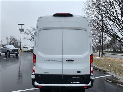 2020 Ford Transit 350 HD High Roof DRW 4x2, Empty Cargo Van #CKB77465 - photo 9