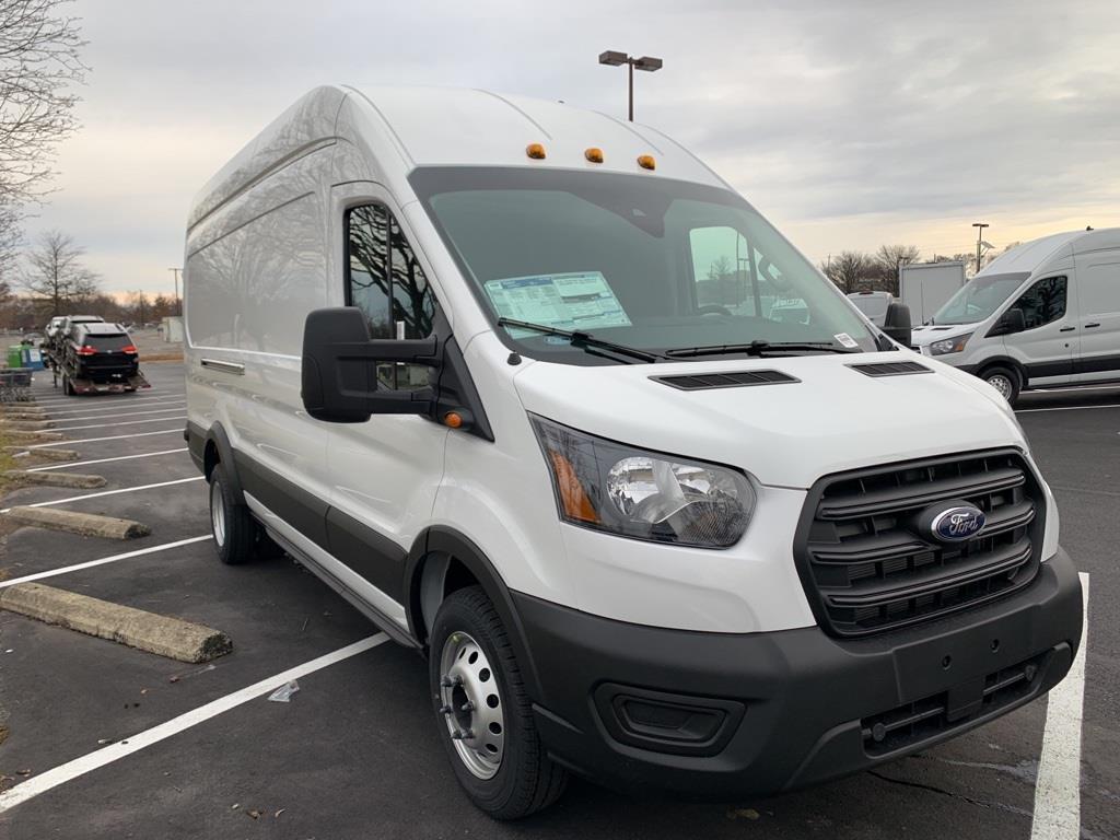 2020 Ford Transit 350 HD High Roof DRW 4x2, Empty Cargo Van #CKB77466 - photo 1
