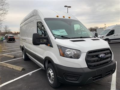 2020 Ford Transit 350 HD High Roof DRW 4x2, Empty Cargo Van #CKB77466 - photo 1