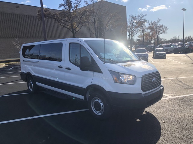 2019 Transit 350 Low Roof 4x2, Passenger Wagon #CKB82306 - photo 3