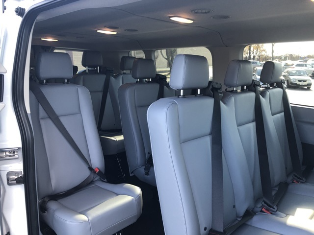 2019 Transit 350 Low Roof 4x2, Passenger Wagon #CKB82306 - photo 10