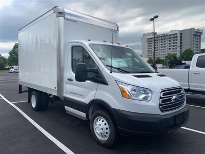 2019 Ford Transit 350 HD DRW 4x2, Dejana DuraCube Cutaway Van #CKB89055 - photo 1