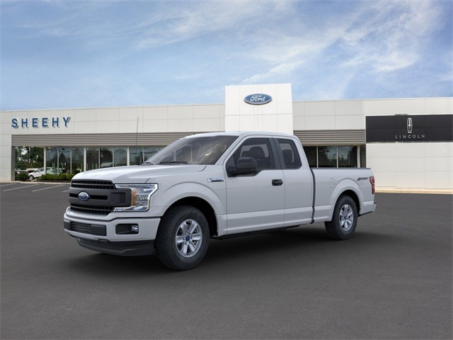 2019 F-150 Super Cab 4x2, Pickup #CKC18922 - photo 3