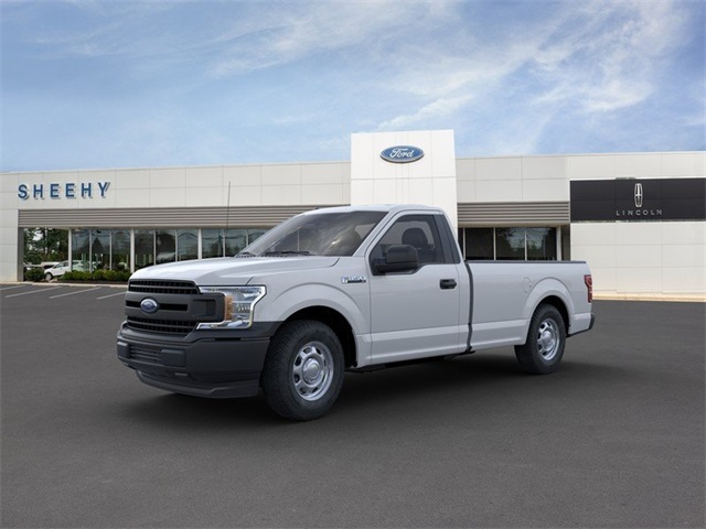 2019 F-150 Regular Cab 4x2, Pickup #CKC26585 - photo 3